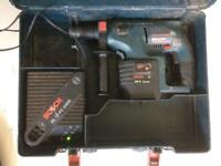 BOSCH GBH 24 VFR SDS HAMMER DRILL, CHARGER AND CASE