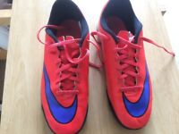 Nike Mercurial Astroturf Trainers UK Size 5.5