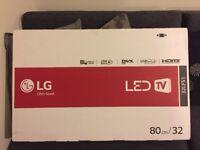"LG LED TV 32"" 32LF51 Brand NEW"