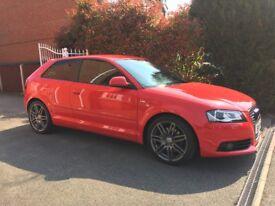 Audi A3 2.0 tfsi sline black edition
