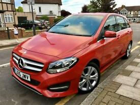 2015 LATEST MERCEDES B CLASS B180 EXECUTIVE SPORT 1.6 AUTO PETROL ONLY 3,500 MLS PRISTINE CONDITION.
