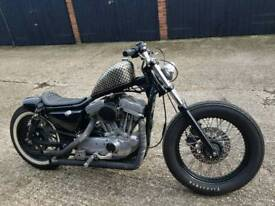 Harley Davidson Sportster Custom Bobber