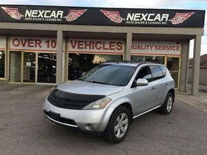 2006 Nissan Murano SL AUT0 AWD POWER SUNROOF