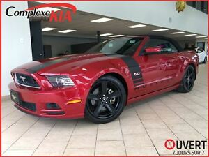 2013 Ford Mustang GT CONVERTIBLE 32009KM CRUISE BLUETOOTH SHAKER