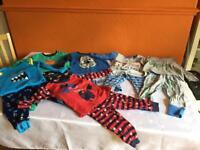 Baby boys pyjama bundle