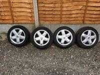 Renault Clio Alloys & Tyres