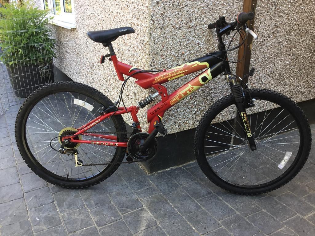 Sabre 500 X mountain bike