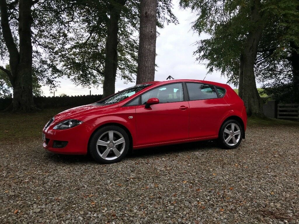 2006 Seat Leon 2.0TDI Sport full service history full MoT out of England excellent condition