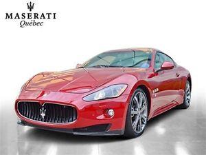 2012 Maserati GranTurismo S - CPO Maserati