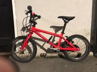 Islabike Cnoc 14 Red, very good condition