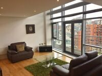NO AGENCY FEES - 2 Bedroom Duplex Apartment in Leeds City Centre, Available Now