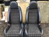 Vw golf edition 30 gti ed30 interior caddy upgrade