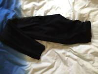 Karen Millen cotton leggings UK8