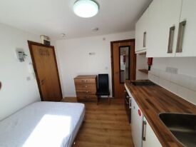 Snart Studio flat near Vauxhall/Oval tube incl all bills except Council tax and Elec .
