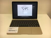 """MacBook 12"""" Retina Early 2015 Gold 