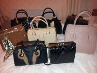 Job lot of ladies Handbags