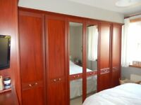 Full Set Bedroom Fitted Wardrobes, Chest of Drawers and Bedside Cabinets