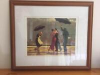 Jack Vettriano framed prints