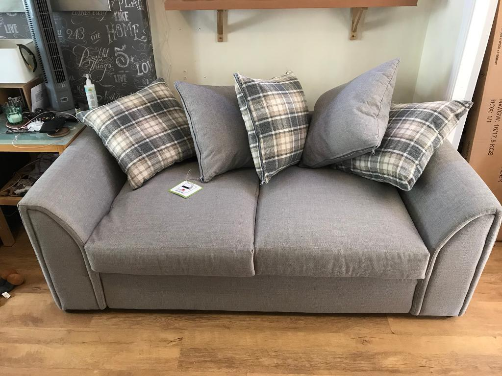 Brand New Sofa Bed 69 Length 34 5 Deep Grey In