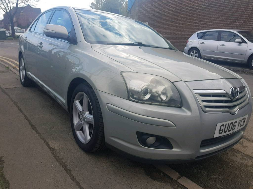 Toyota Avensis Tspirt D-4D with MOT and service hestrey