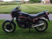 Honda VT500 E (1985) Mot until August