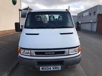 IVECO TIPPER 2004 LOW MILES 89.000miles