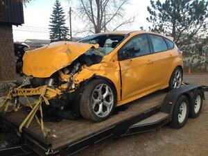 PARTING OUT: 2013 Ford Focus ST London Ontario image 3