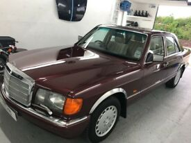 Mercedes-Benz 300 3.0 SE 4dr£4,995 p/x Full Main Dealer History 1991 (J reg), Saloon 129,000 miles