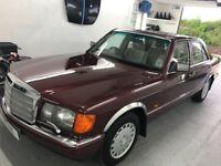 Mercedes-Benz 300 3.0 SE 4dr£4,995 p/x Full Main Dealer History 1991 (J reg), Saloon 129,000 miles