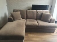 Next Left Hand Corner Sofa