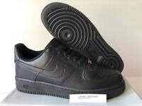 Nike Air Force 1 Low Black Size 8 8.5