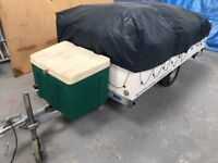 Trailer Tent - For Sale