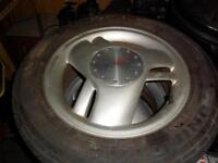 for sale 4 16 inch tires and alum wheels for sunfire