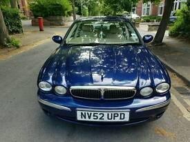 Jaguar X type 2.1 petrol stunning !!!