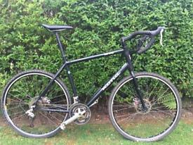 Gravel / commuter bike, XL