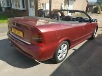 Astra convertible private plate full mot