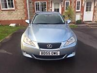 Lexus IS250 (£305 tax) swap available see list