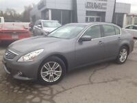 2012 Infiniti G37X AWD| Rear Park Assist| Bose| Sunroof
