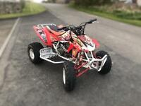 HONDA TRX450R ROAD LEGAL QUAD