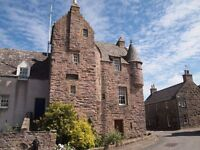 Short stay (1 week+) cottage & house rentals available in Aberdeenshire. Banff-Fraserburgh-Huntly.