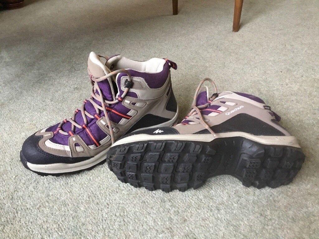 ab7768b8ff0 Ladies lightweight walking boots size 5.5/39. Decathlon own brand  'Quechua', range 'Oxylane Novadry' | in Currie, Edinburgh | Gumtree
