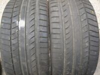 Summer, part worn tyres, variety of tires available 225/205/215/235/40/45/50/65 get your tyres today