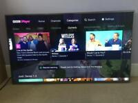 "50"" LG SMART LED TV SLIMLINE 600HZ Full HD 1080p Freeview HD Smart 3D WITH GLASSES CAN DELIVER"