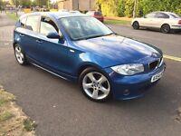 2005 BMW 120d Sport 160 5dr Hatchback 92k miles