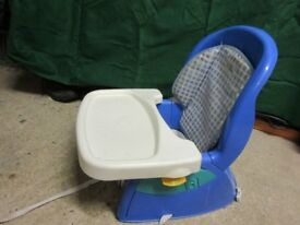 First Years Chair Booster Seat