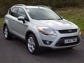 2010 Ford Kuga 2.0 TDCi Zetec, New MOT & Service, Alloys, Air Conditioning, Alloys, YouTube Video