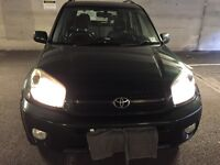 Toyota Rav4 XT3, 2.0L with 122K miles. 11months MOT left and near Full service history.