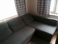 Ikea corner sofa bed for sale £250