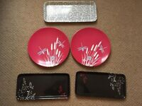 Gorgeous Plastic Plates & Trays