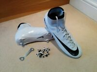 Nike Mercurial Football boots size 12 (£65 O.N.O)